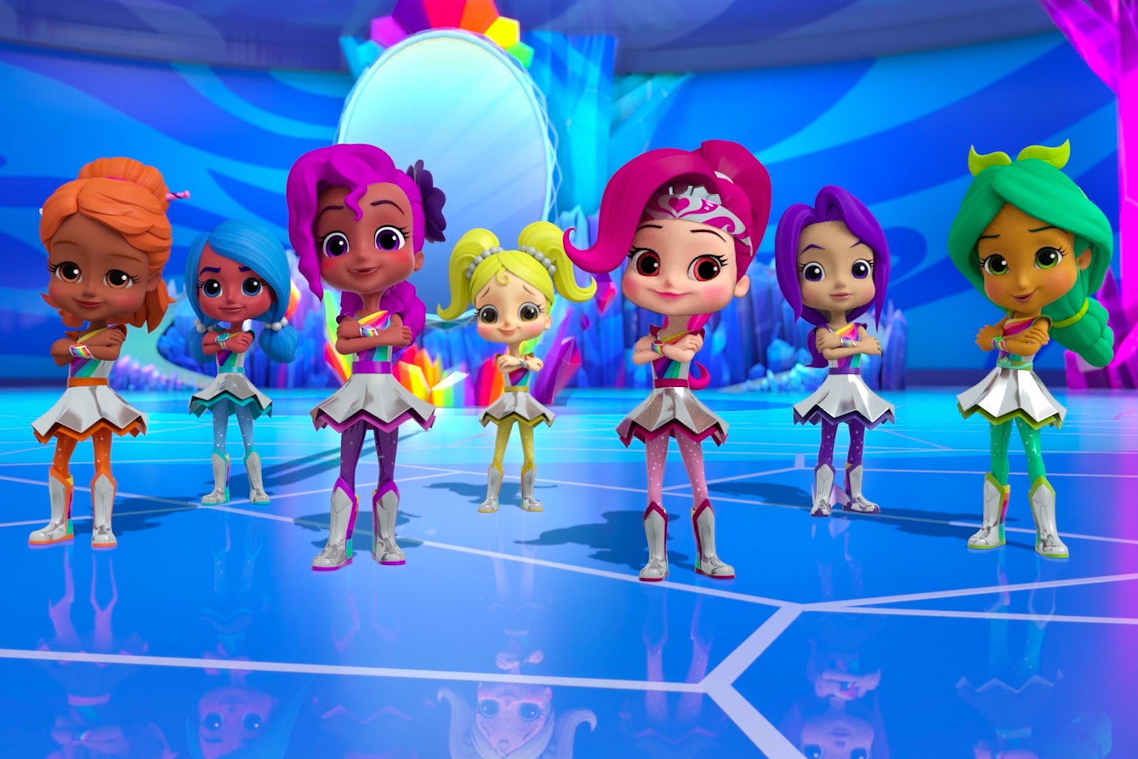 Nickalive Nick Jr Usa To Premiere New Series Rainbow