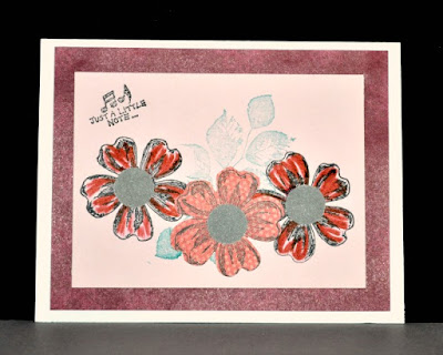 Friday Friend Share, Betty, Stamp with Trude, Stampin' Up!, Flower shop, Kinda Eclectic