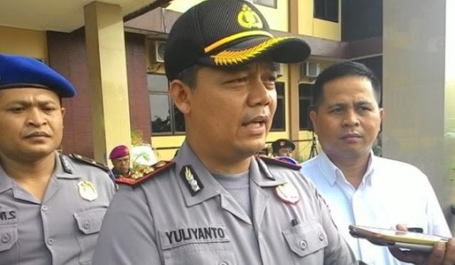 Polda DIY: Tidak Ada Penyerangan di Markas FPI Kulon Progo, Cuma Lempar-lemparan