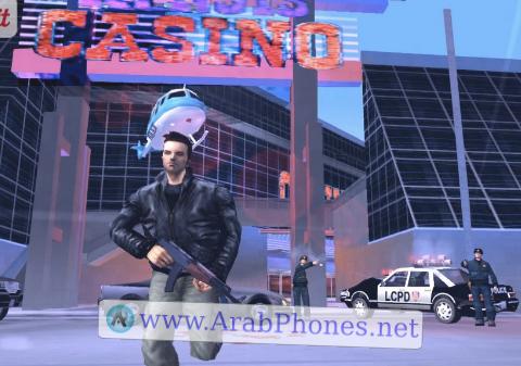 تحميل و تثبيت لعبة GTA Grand Theft Auto على هاتف أندرويد APK+DATA