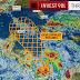 Advierten que depresión tropical dejará lluvias en Nicaragua.