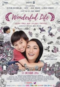 Review Film Wonderful Life, Disleksia Bukan Penyakit