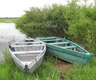 Устье готовится к очередному празднику лодки