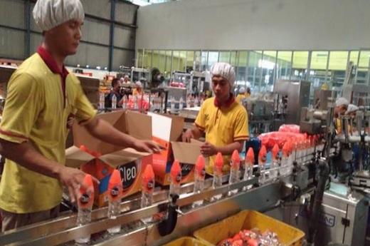 PT Sariguna Primatirta Buka Lowongan Kerja Bagian Quality Control Analis (Lulusan SMA/SMK/Setara)