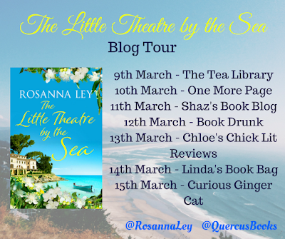 Blog Tour & Review: The Little Theatre by the Sea by Rosanna Ley