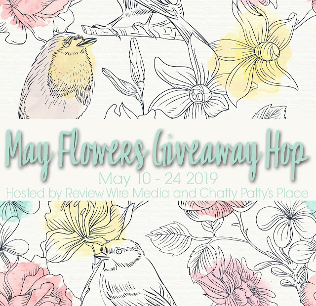 Win $20 PayPal Cash In The May Flowers Giveaway Hop! Ends 5/24