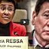 CEO ng Rappler Muling Nagkalat ng Maling Impormasyon Laban Kay Duterte sa Harap ng Maraming Tao