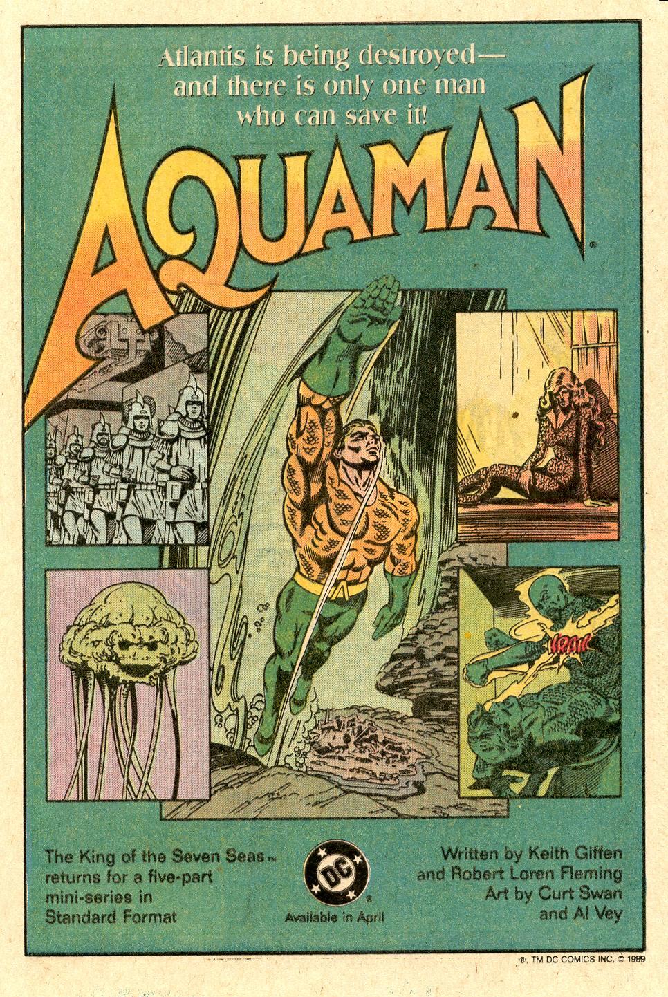 Read online Secret Origins (1986) comic -  Issue #40 - 41