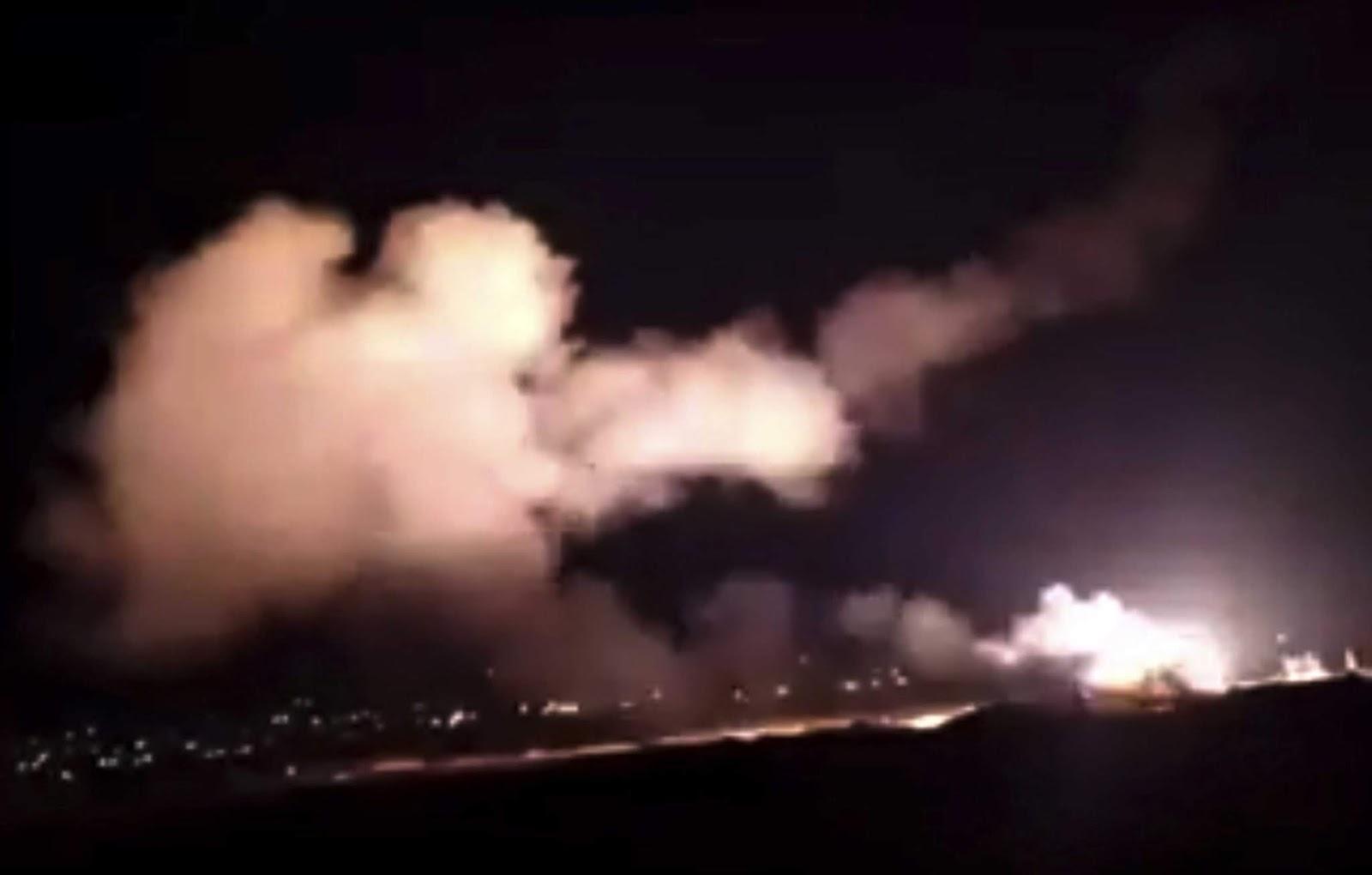 Akibat serangan Israel, empat tentara Suriah terbunuh