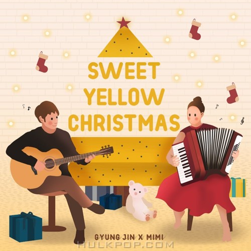 Mimi, Noh Gyung Jin – Sweet Yellow Christmas – Single
