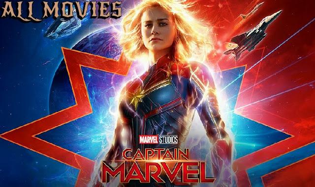 Captain Marvel Movie pic