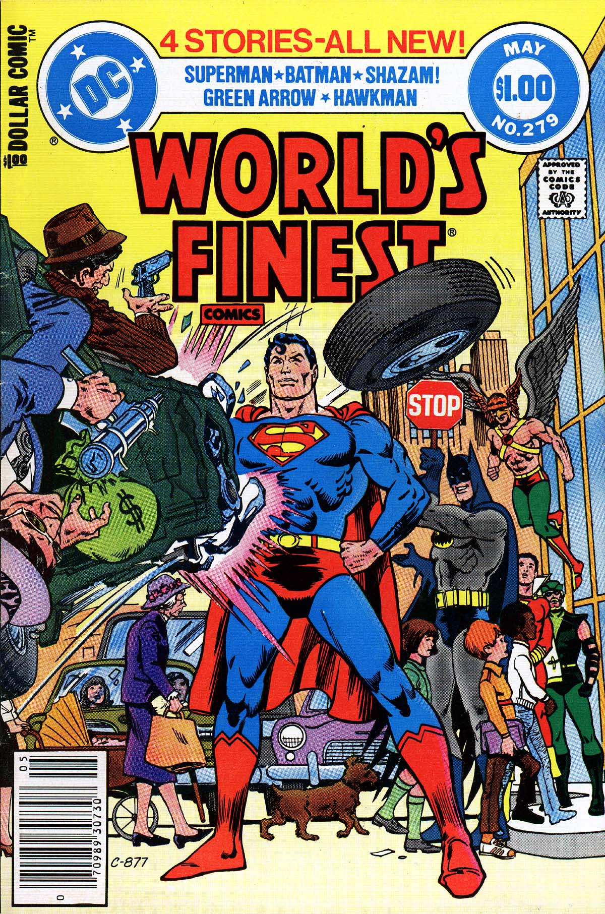 Read online World's Finest Comics comic -  Issue #279 - 1