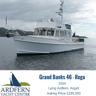 Grand Banks 46 Classic for sale