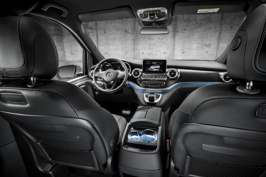 Mercedes Benz V Class Amg Line Launched Autoesque