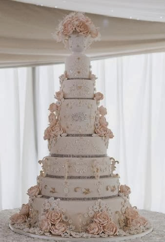 how to make a big wedding cake garrods wedding cakes of splendour 15791
