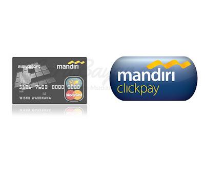 CARA BAYAR ANGSURAN KARTU KREDIT MANDIRI MELALUI MANDIRI INTERNET BANKING