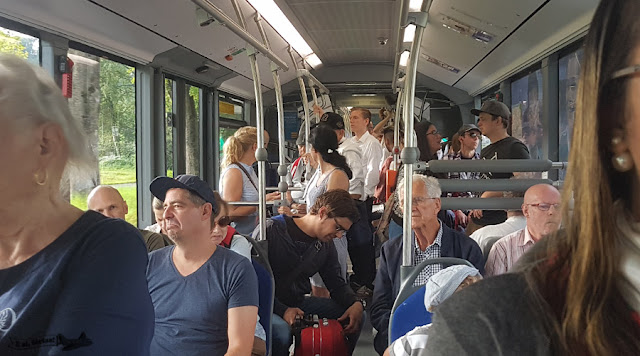 Ônibus 20, Lucerna, Suíça