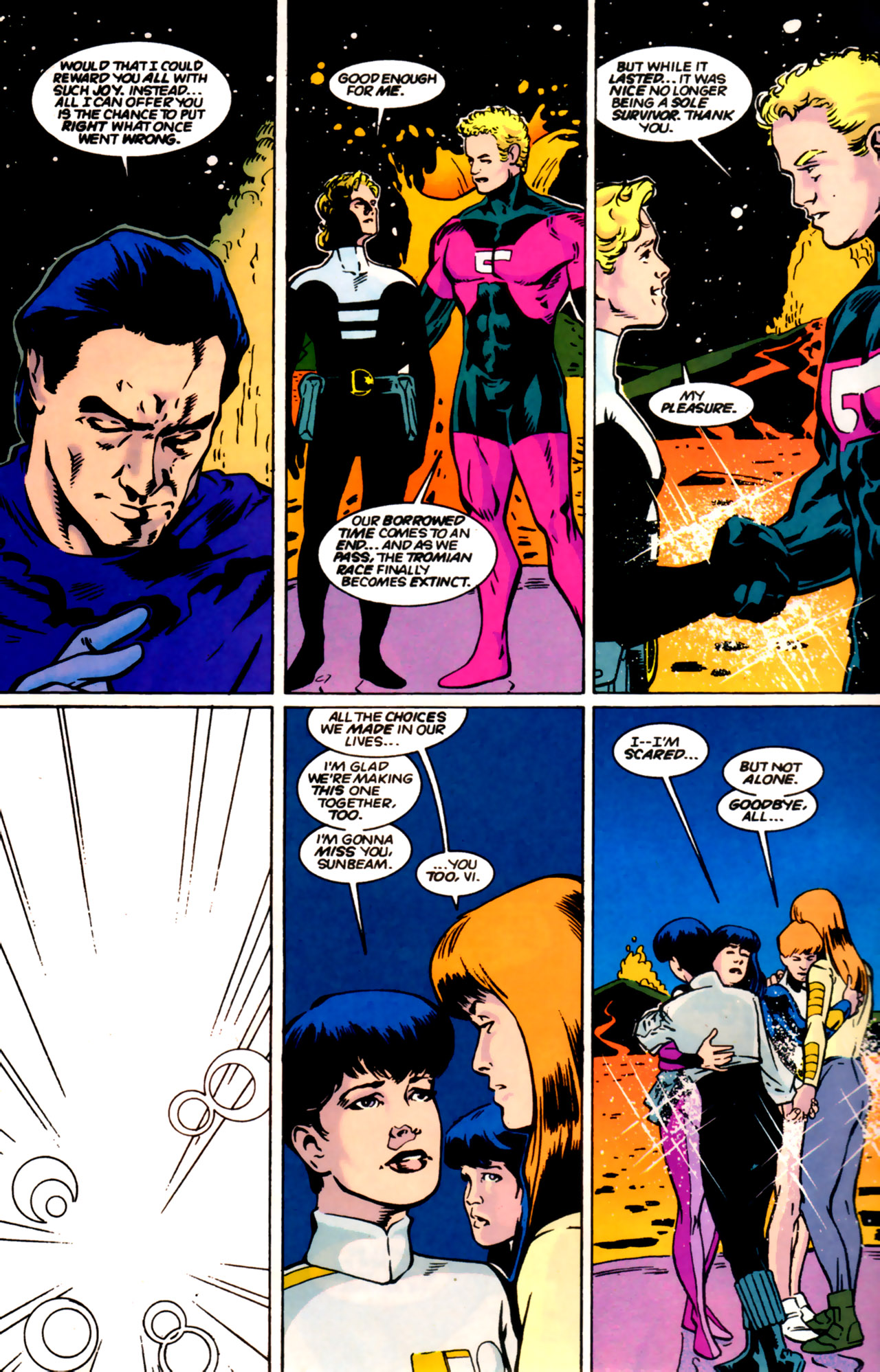 Legion of Super-Heroes (1989) 61 Page 15