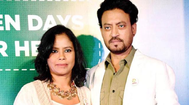 IRRFAN KHAN RARE DISEASE - Statement Issued by actor Irrfan Khan wife Sutapa Sikdar