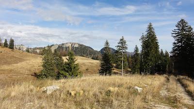 Bettlachstock mit Stallfluh und Hasenmatt