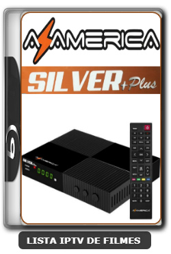 Azamerica Silver + Plus Nova Atualização Estabilidade de Conexão com os Serviços de SKS V1.16 - 24-06-2020