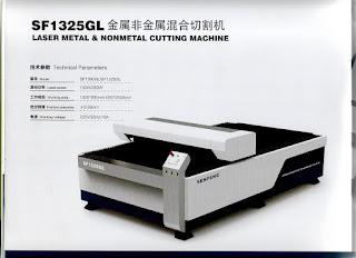 SENFENG 1325 I (150w) Metal non Metal