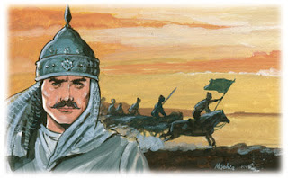 Sultan Alparslan'in Malazgirt'teki Nutku