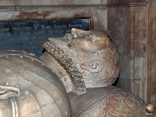 Mary Queen Scots Tomb