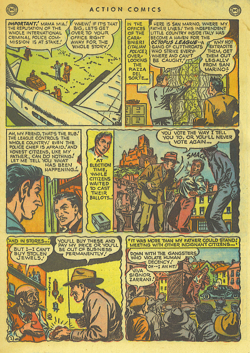 Action Comics (1938) 154 Page 27