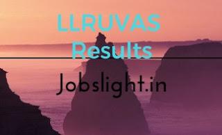 LLRUVAS Results 2017