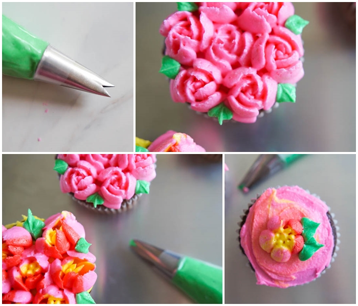 A Beginner\u0027s Guide to Using Russian Piping Tips - Bake at 350°