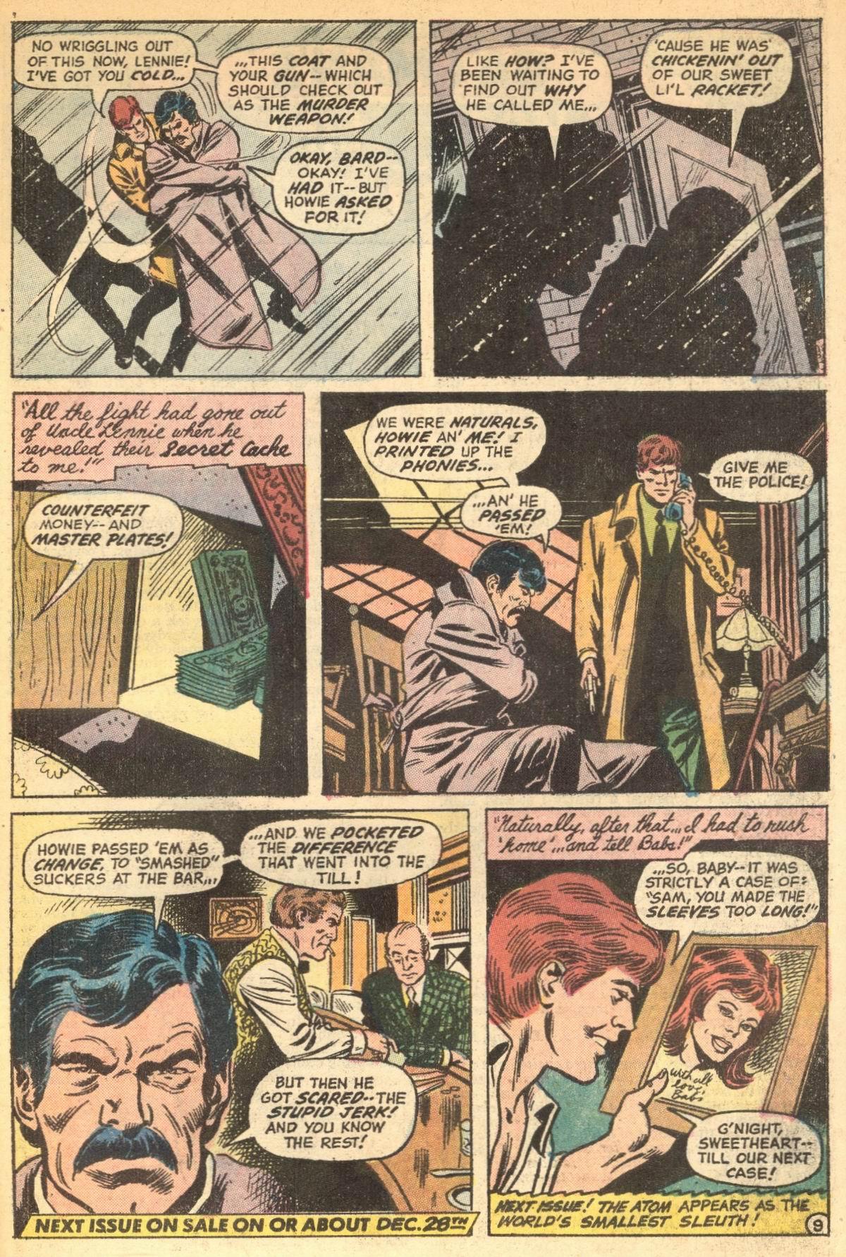 Detective Comics (1937) 431 Page 30