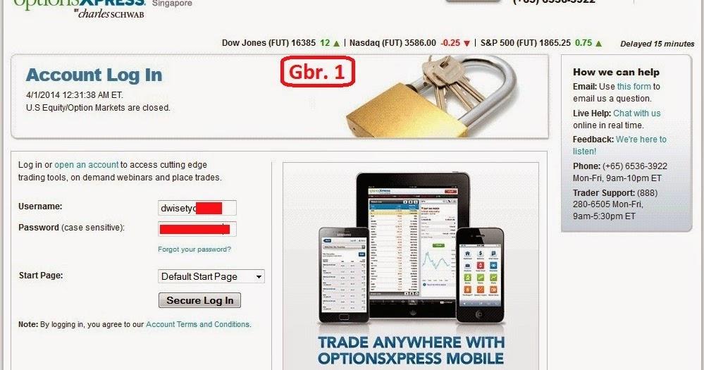 Software untuk trading option