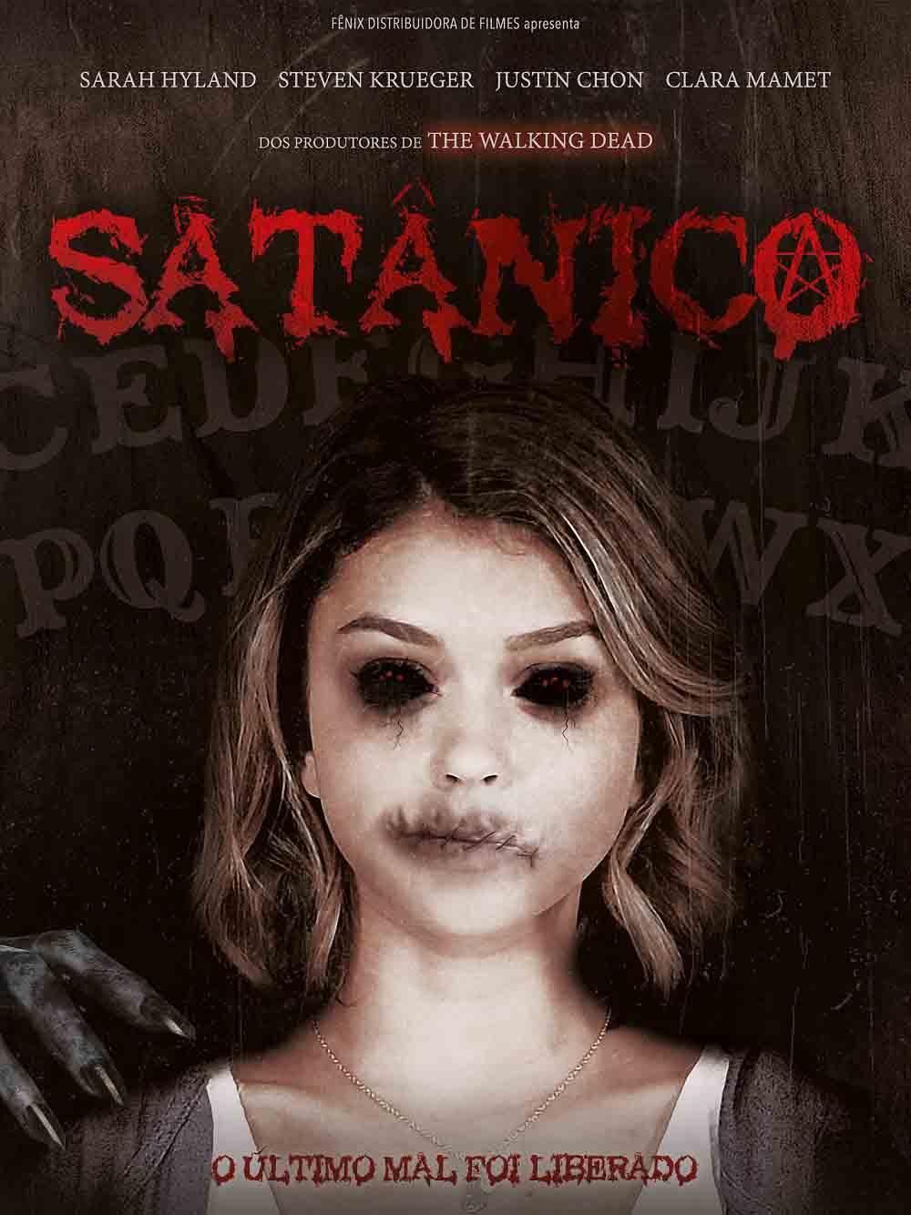 Satânico – BluRay 720p e 1080p Dublado (2016)