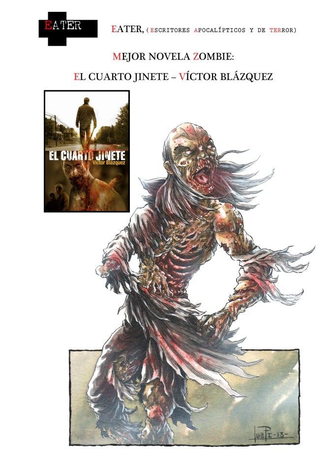 Víctor Blázquez – Autor de El cuarto jinete   El cuarto ...