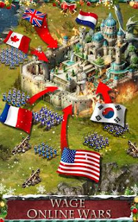 Empire War: Age of hero Mod APK