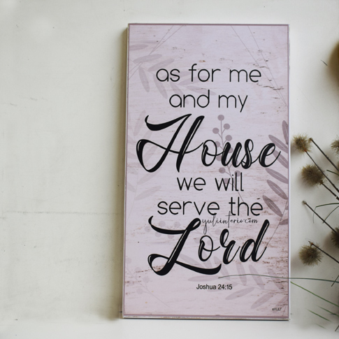 Buy Christian Plaque Gifts with Scriptures in Port Harcourt, Nigeria