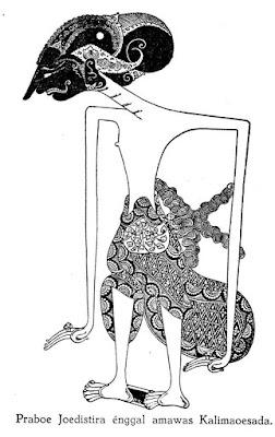"""Image """"Prabu Yudhistira"""" ( Foto : Google )"""