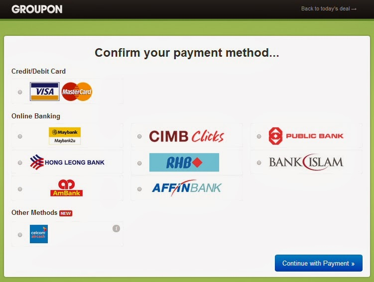 What payment methods should you accept as an online merchant