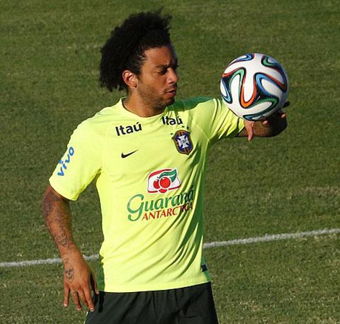Mất Marcelo là tổn thất cho ĐT Brazil
