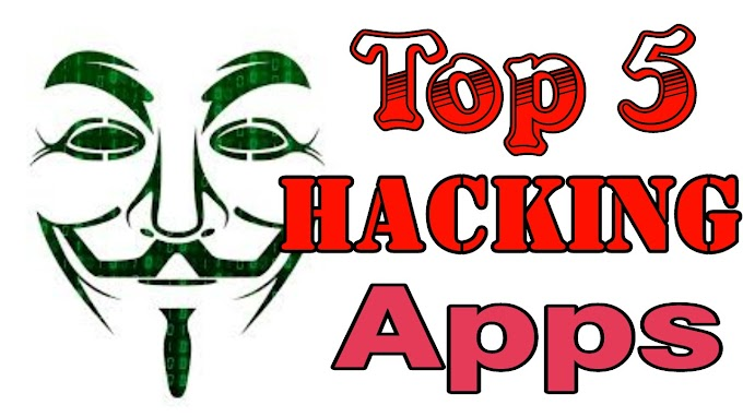 Top 5 Hacking Apps In Playstore 2019