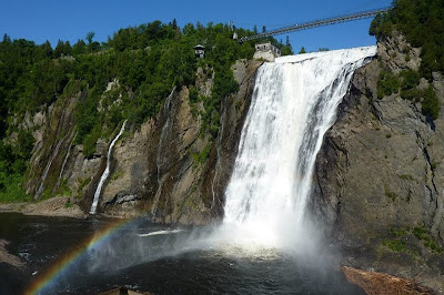 parc Chute Montmorency Canada