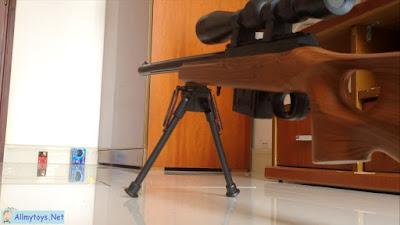 plastic airsoft sniper toy gun 1
