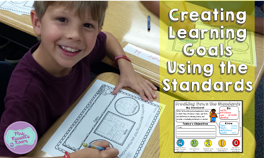 Breaking Down the Standards with Primary Learners