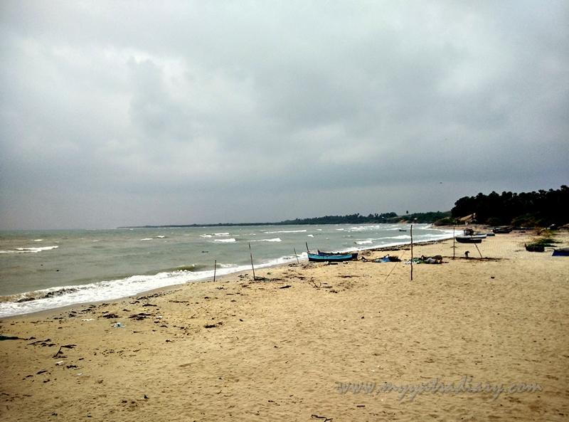 Villondi Teertham beach, Rameshwaram