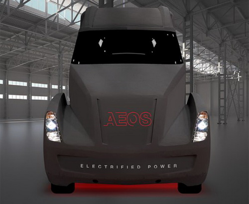 Tinuku Cummins announces class 7 heavy-duty electric truck