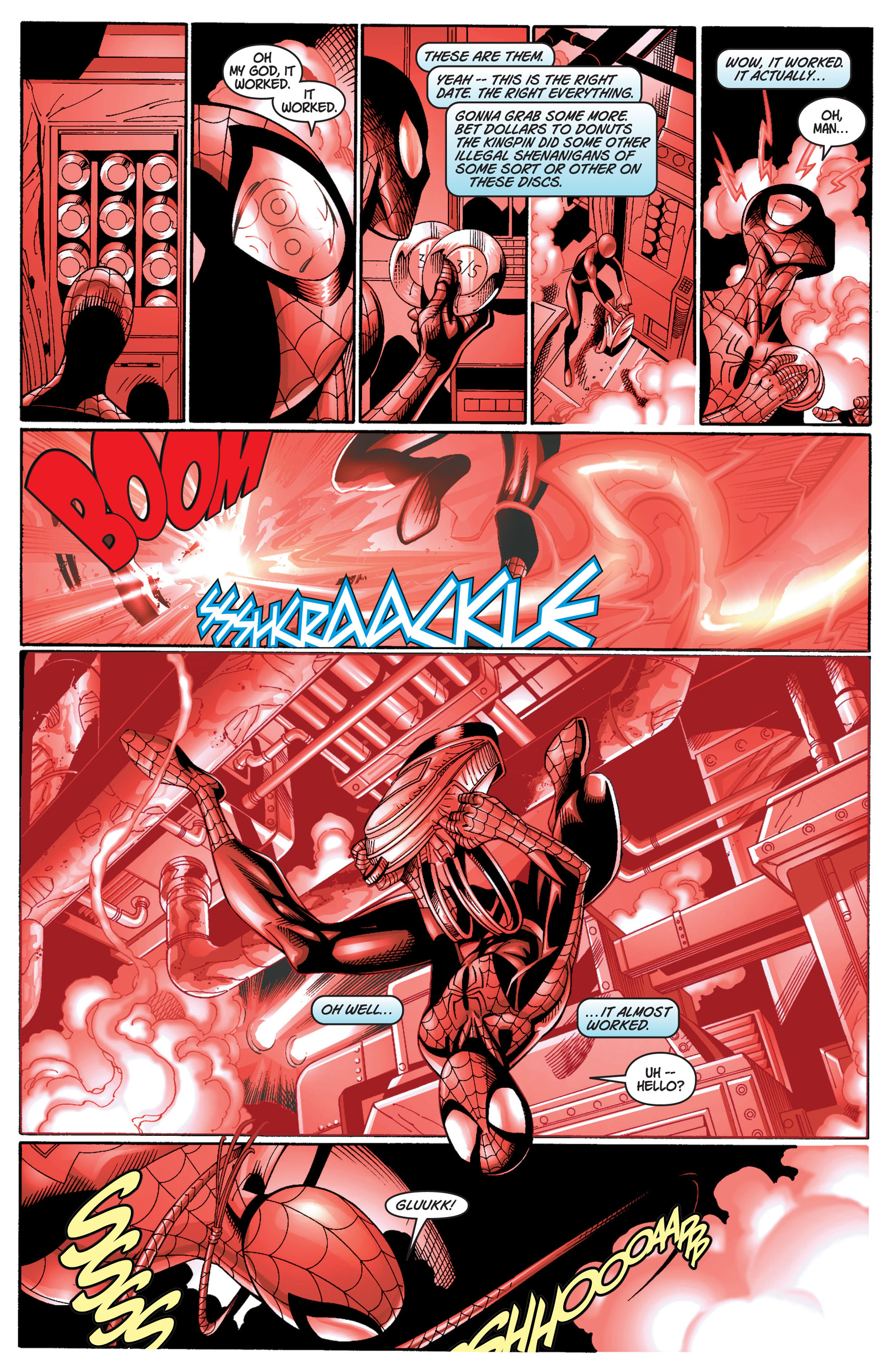 Read online Ultimate Spider-Man (2000) comic -  Issue #11 - 20