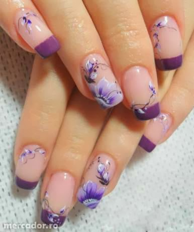 Nice Nail Colors For Spring 2015 15 Summer Gel Nails Pretty Designs