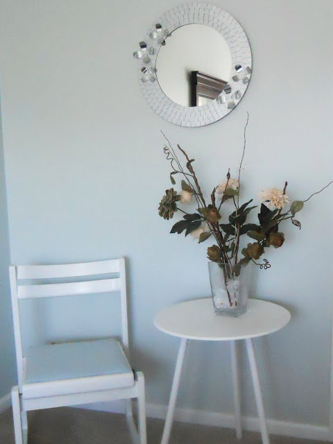 An Ikea Mirror Makeover Delightfully Noted