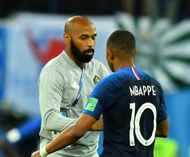 mbappe with henry